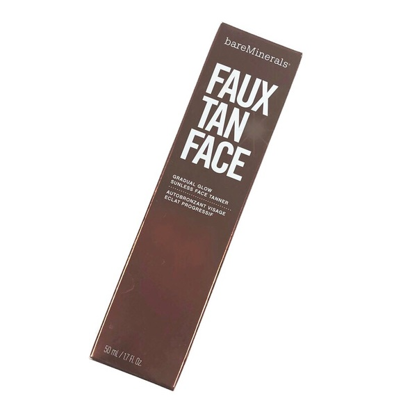 bareMinerals Other - New BareMinerals Faux Tan Face 1.7 fluid oz